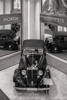 August Horch Museum Zwickau - Oldtimer