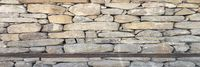 Texture of a stone wood wall. Old castle stone wooden wall texture background.