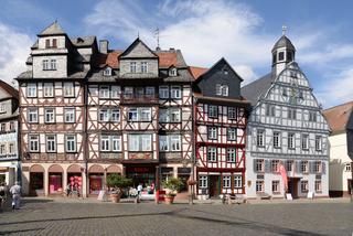 Marktplatz in Butzbach