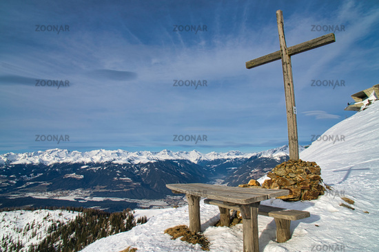Kronplatz, Alpen