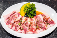 japanese yakiniku wagyu beef