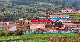 Dorf Muhanga in Uganda | Village Muhanga in Uganda