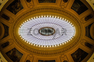 Characteristic skylight