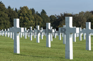american cementry in belgium