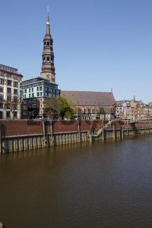 Hamburg - St.-Katharinen-Kirche