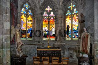 Bretagne - Basilika St-Tugdual
