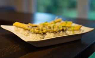 Sushi Nigiri Tamago