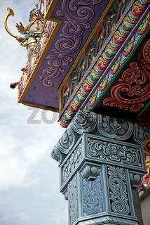 Hindu Tempel in Asien