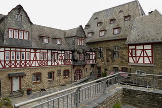Stahleck Castle near Bacharach