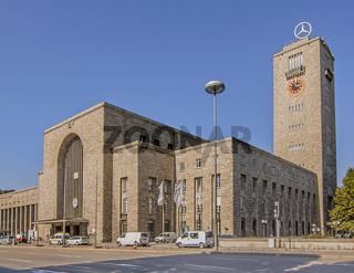 Hauptbahnhof Stuttgart