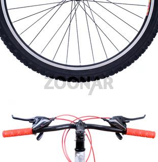 wheel mountain bike
