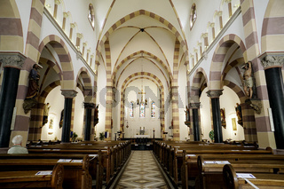 Katholische Pfarrkirche St. Germanus Wesseling