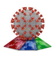 Coronavirus and credit cards