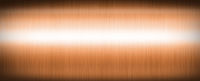 Copper brushed metal. Banner background texture
