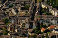 Wohnhäuser in Wuppertal Wichlinghausen