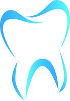Zahn, Zahnarzt, Zahnpflege, Logo