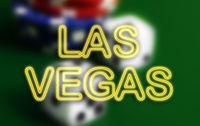 Las Vegas casino gambling concept