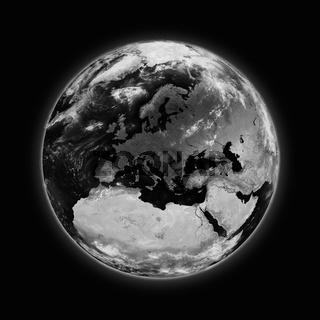 Europe on dark planet Earth