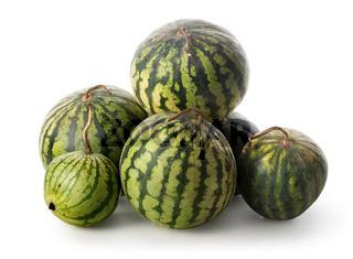 Heap of watermelons