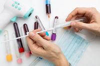 Testing the laboratory sample of the novel Coronavirus