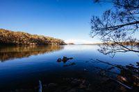 Bodalla Park and Lake Mummuga in Australia