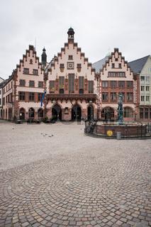 Rathaus Römer am Römerberg, Frankfurt