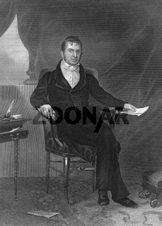 William Pinkney, 1764 - 1822, a lawyer, politician, diplomat