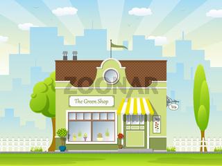 Das grüne Geschäft