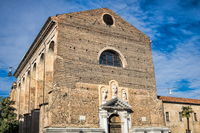 padua, italien - 19.03.2019 - basilika sankt maria von carmine