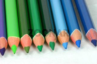 Cool Colours, Kühle Farben