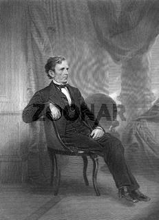 William Pitt Fessenden, 1806 - 1869, an American politician