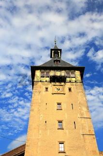Oberer Torturm von Marbach am Neckar
