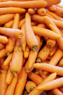 Viele Karotten