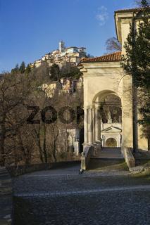 Kapellen, Santa Maria del Monte, Varese