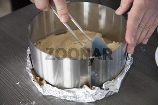 Tortenboden backen