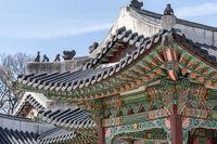 changdeok gung palace architecture