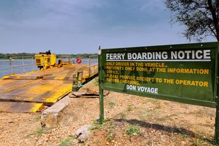 Fähre über den Nil, Murchison Falls Nationalpark Uganda | Ferry across the Nile, Murchison Falls National Park Uganda
