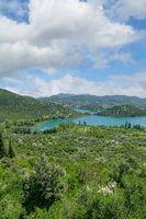 Bacina-Seen nahe Ploce,Kroatien