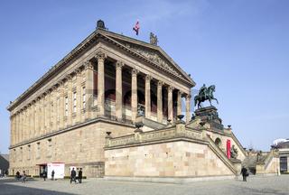 Alte Nationalgalerie, Berlin, Deutschland