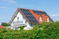 Alternative Energy for a Innovative House