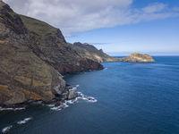 Tenerife Coast Aerial