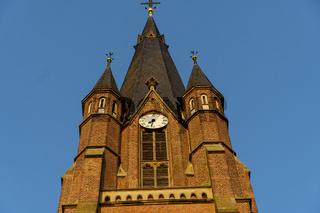 kirche im im Münsterland