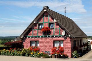 Einfaches Fachwerkhaus, Deutschland