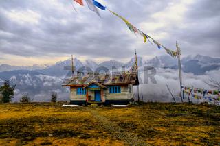 House in Arunachal Pradesh
