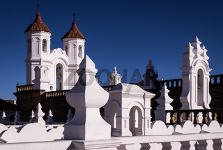San Felipe Neri monastery in Sucre, Bolivia