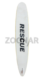 Isolated Rescue Surfboard