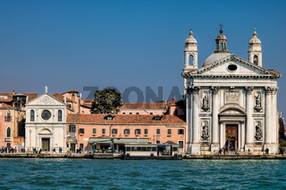 Fondamenta delle Zattere in Venice, Italy