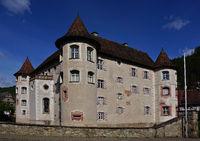 Wasserschloss in Glatt bei Sulz am Neckar,