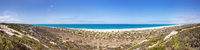 Great Australian Bight beach panorama