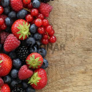 Beeren Früchte